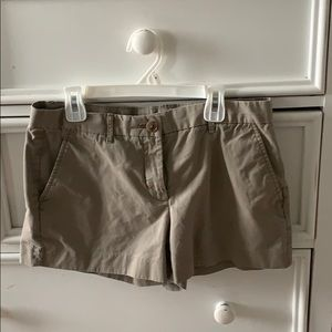 Plain Gap Shorts